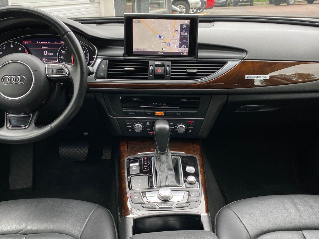 2016 AUDI A6 PREMIUM PLUS QUATTRO for sale at Source One Auto Group