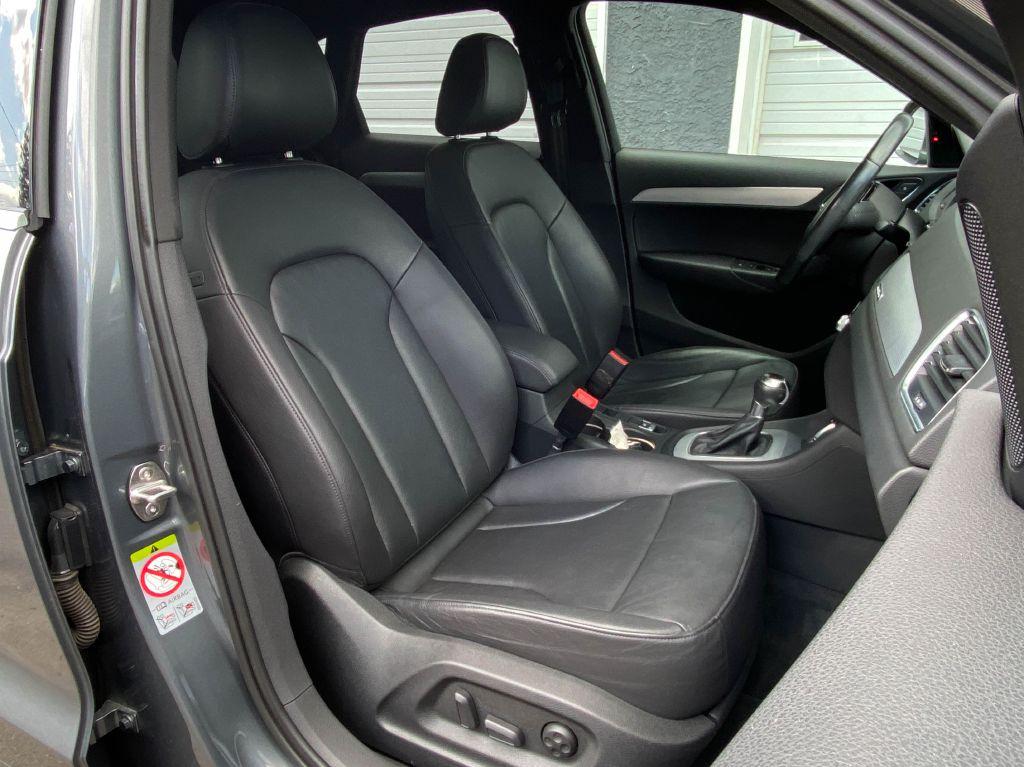 2015 AUDI Q3 2.0T QUATTRO PREMIUM PLUS for sale at Source One Auto Group