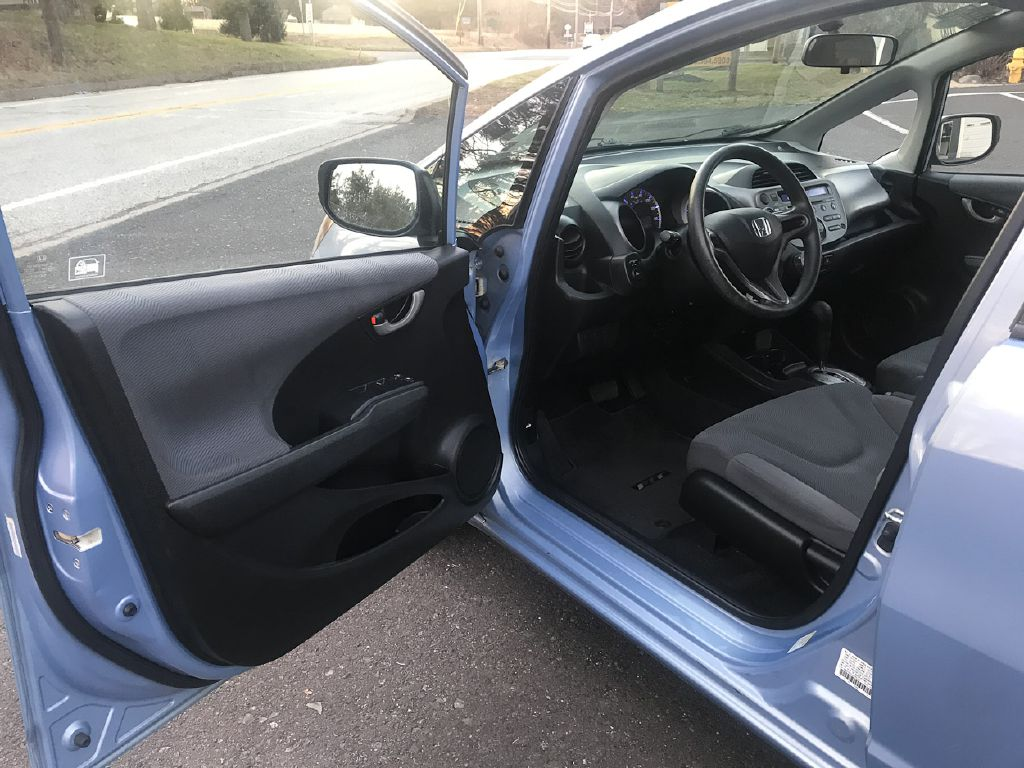 2010 HONDA FIT 5-SPEED AT for sale at Source One Auto Group