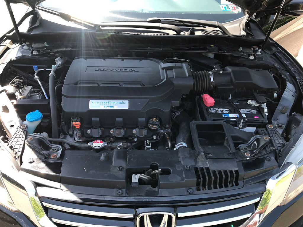 2014 HONDA ACCORD TOURING for sale at Source One Auto Group
