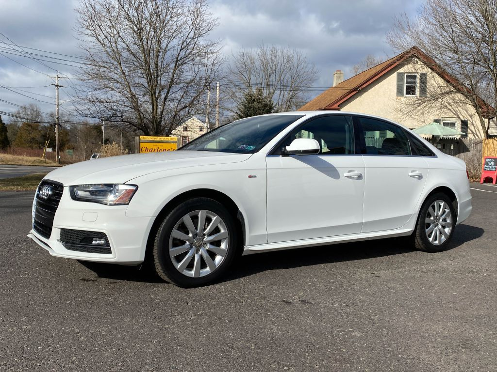 2015 AUDI A4 QUATTRO PREMIUM S-LINE for sale at Source One Auto Group
