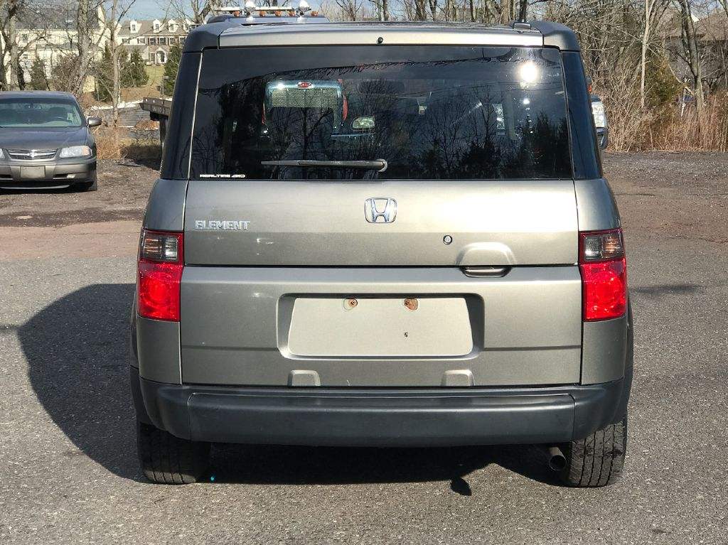 2008 HONDA ELEMENT EX for sale at Source One Auto Group