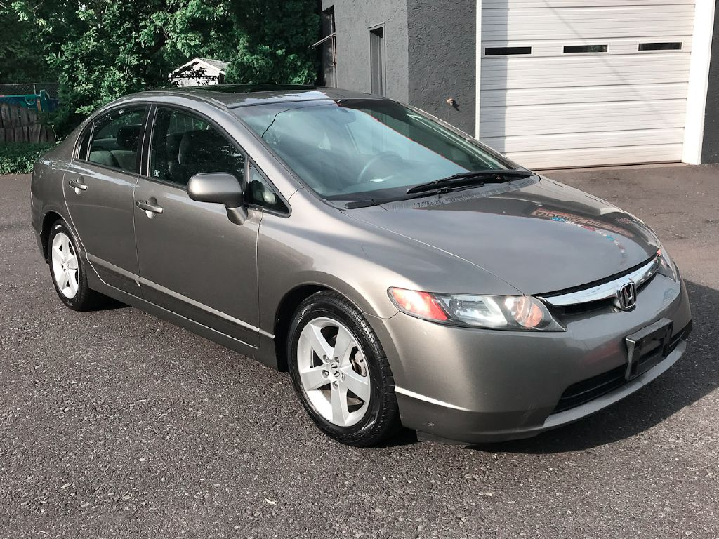 2006 HONDA CIVIC EX for sale at Source One Auto Group