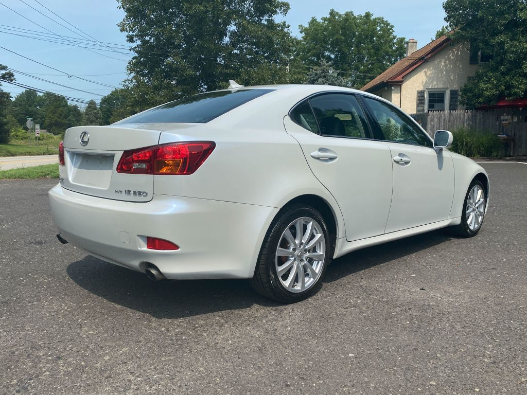 2008 LEXUS IS250 SPORT AWD PREMIUM PKG for sale at Source One Auto Group