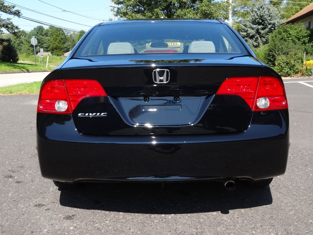 2008 HONDA CIVIC EX for sale at Source One Auto Group
