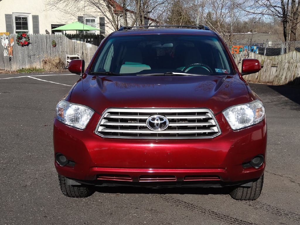2010 TOYOTA HIGHLANDER BASE for sale at Source One Auto Group