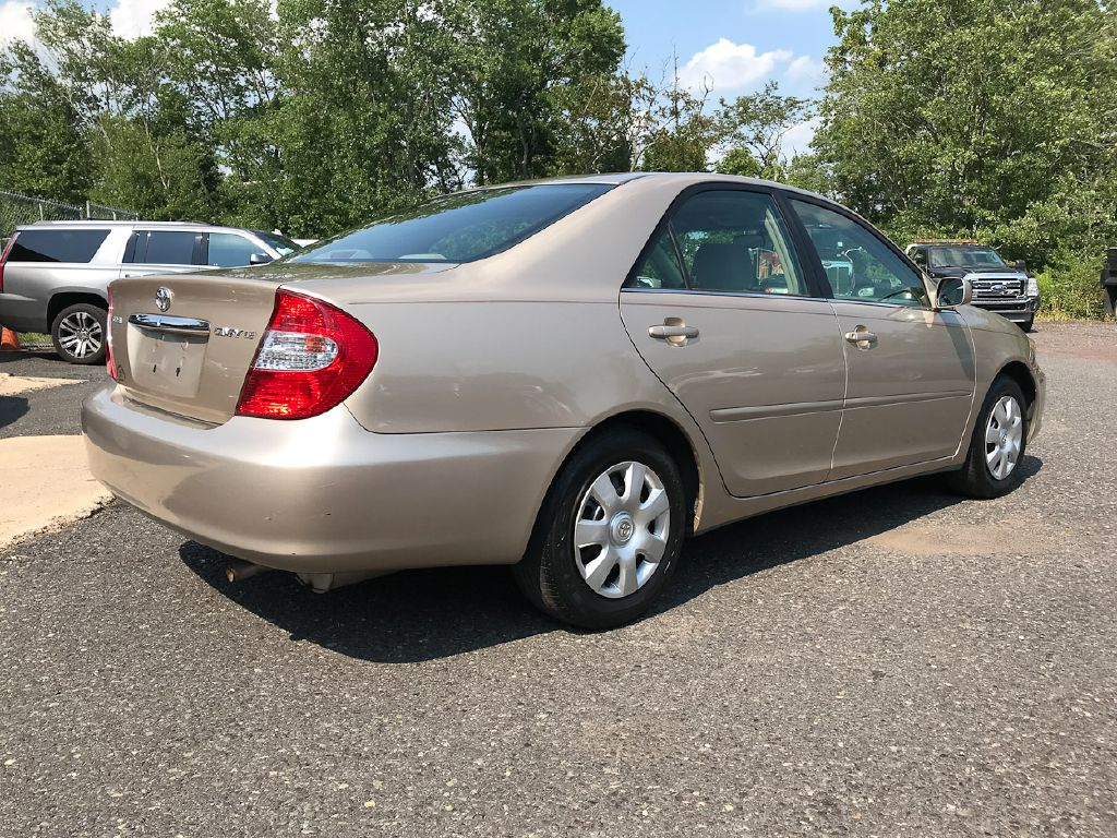 2002 TOYOTA CAMRY LE for sale at Source One Auto Group