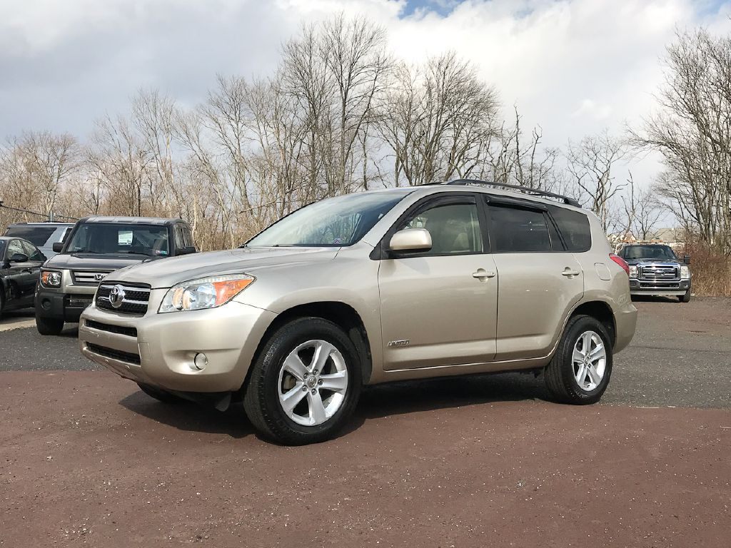 2007 TOYOTA RAV4 LIMITED for sale at Source One Auto Group