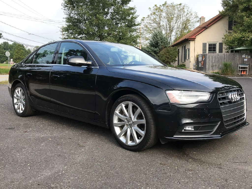 2013 AUDI A4 QUATTRO PREMIUM PLUS for sale at Source One Auto Group