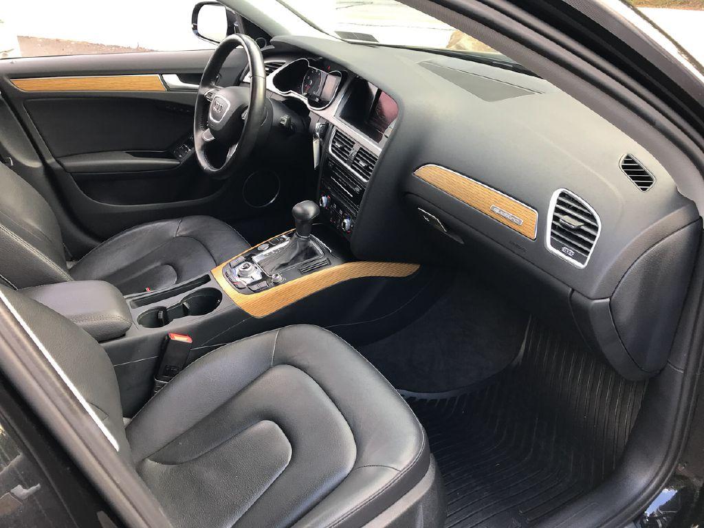 2013 AUDI A4 QUATTRO PREMIUM PLUS for sale at Source One Auto Group