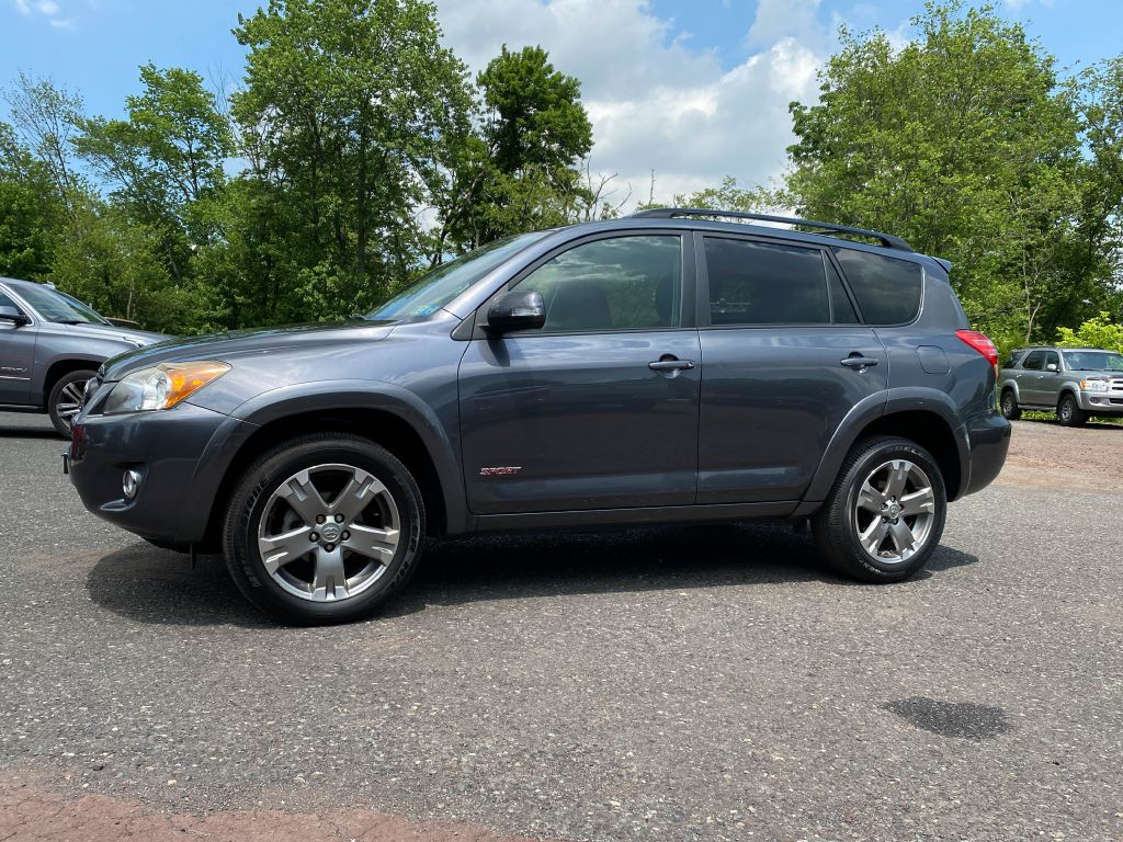 2011 TOYOTA RAV4 SPORT for sale at Source One Auto Group