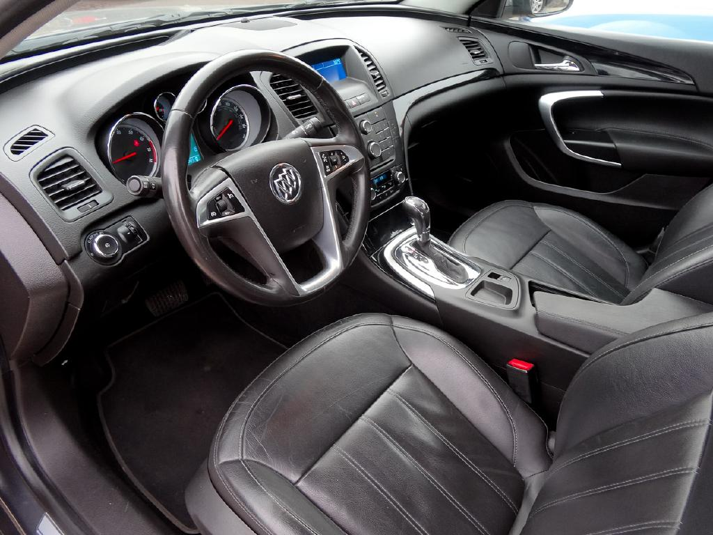 2011 BUICK REGAL CXL TURBO for sale at Source One Auto Group