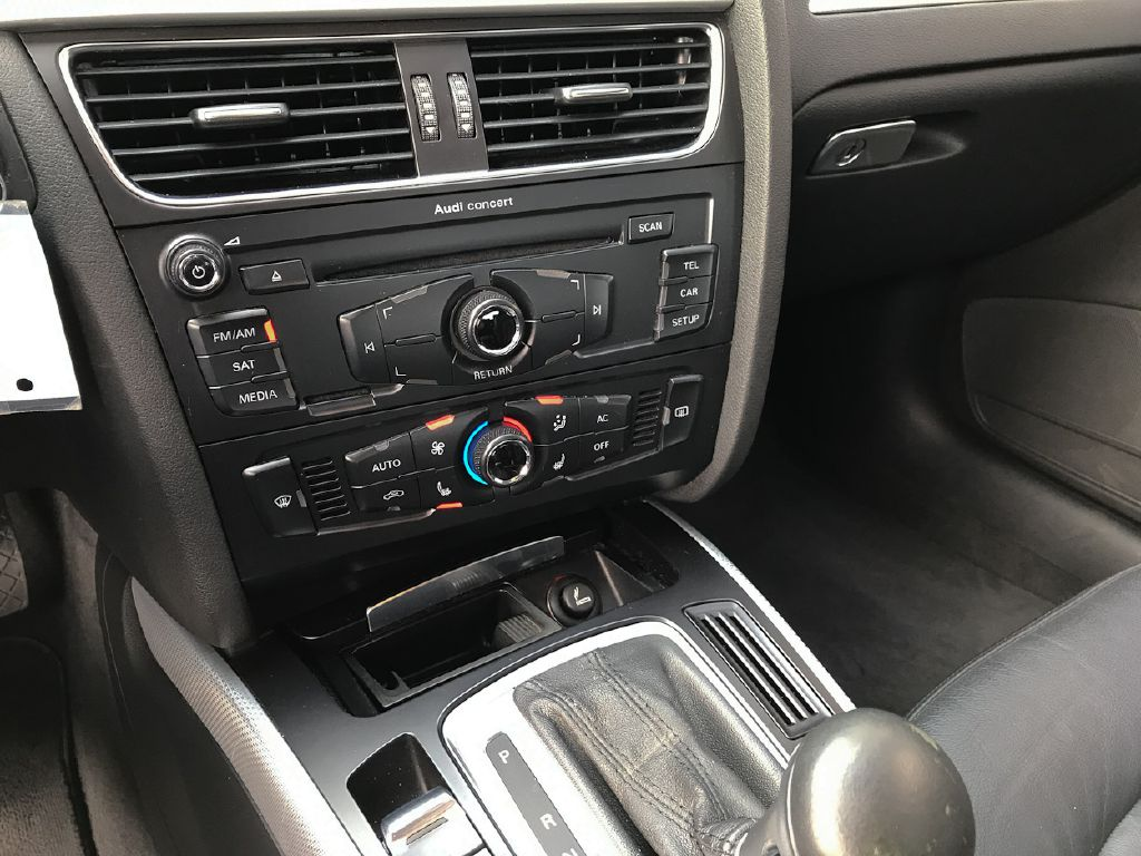 2011 AUDI A4 PREMIUM TIPTRONIC for sale at Source One Auto Group