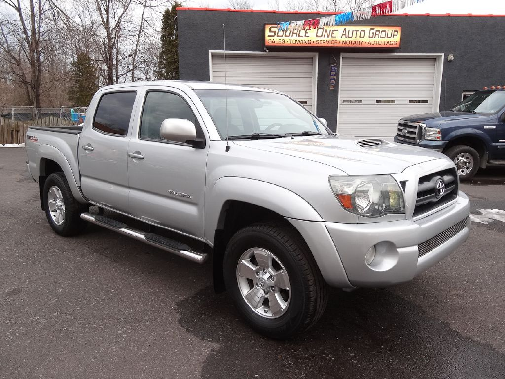 2010 TOYOTA TACOMA DOUBLE CAB TRD OFFROAD for sale at Source One Auto Group