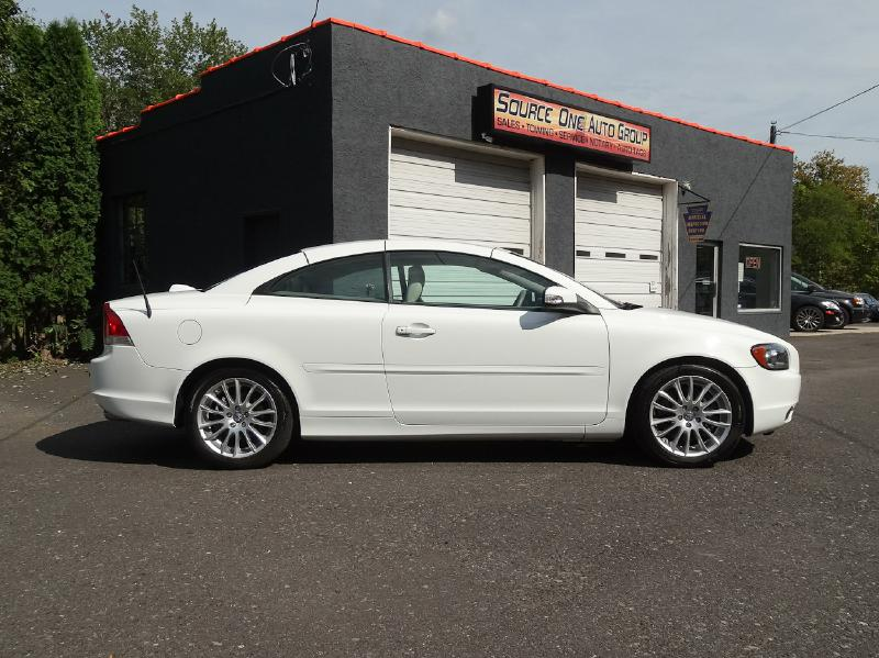 2008 VOLVO C70 T5 for sale at Source One Auto Group