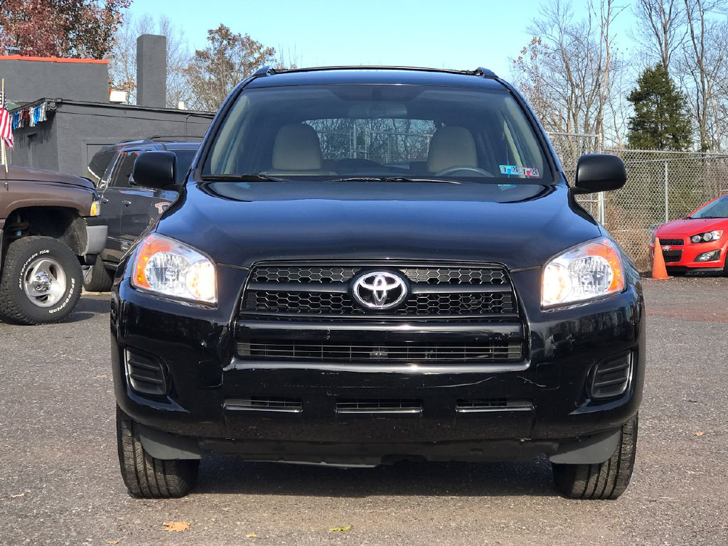 2010 TOYOTA RAV4 4WD SUV for sale at Source One Auto Group