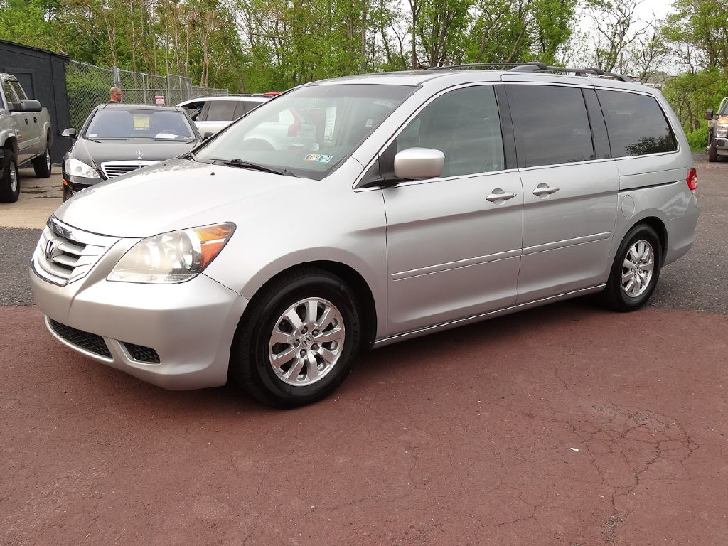 2010 HONDA ODYSSEY EX-L for sale at Source One Auto Group