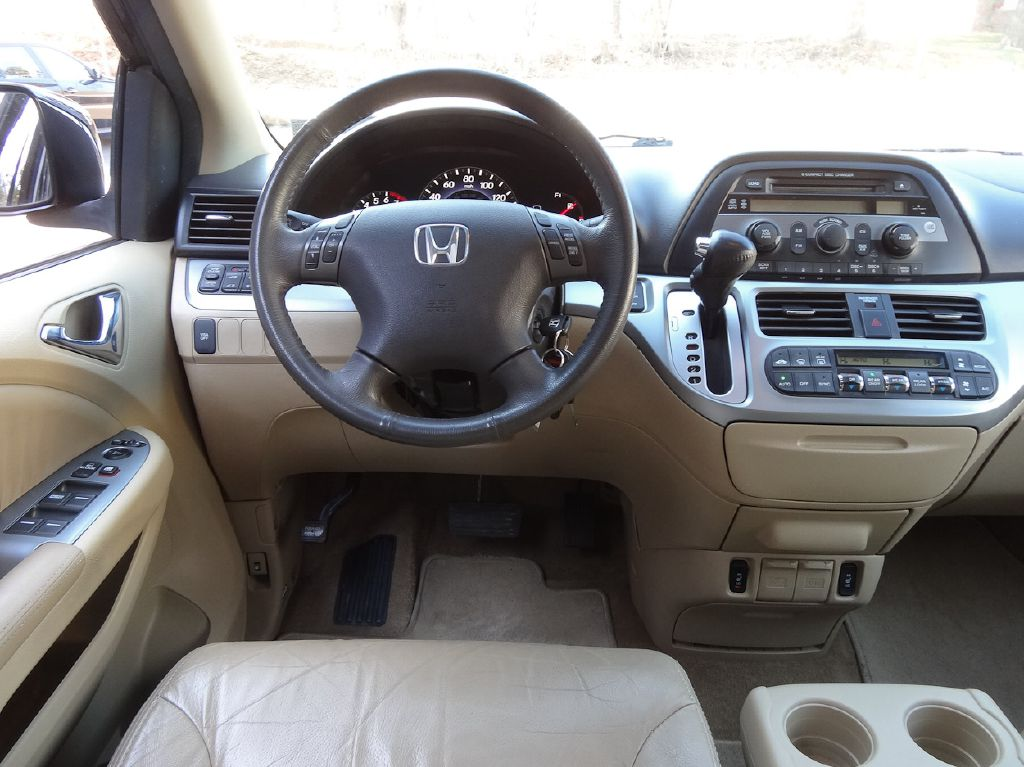 2008 HONDA ODYSSEY EXL for sale at Source One Auto Group
