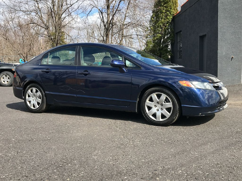 2008 HONDA CIVIC LX for sale at Source One Auto Group