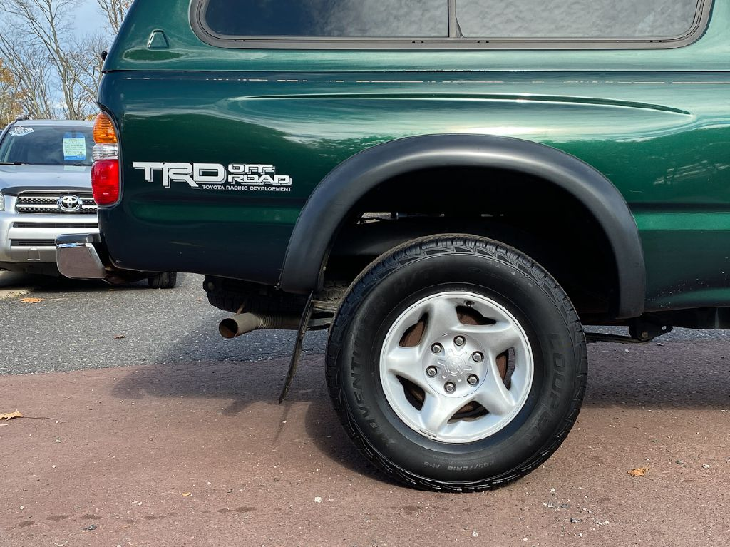 2002 TOYOTA TACOMA XTRACAB V6 4WD SR5 TRD for sale at Source One Auto Group