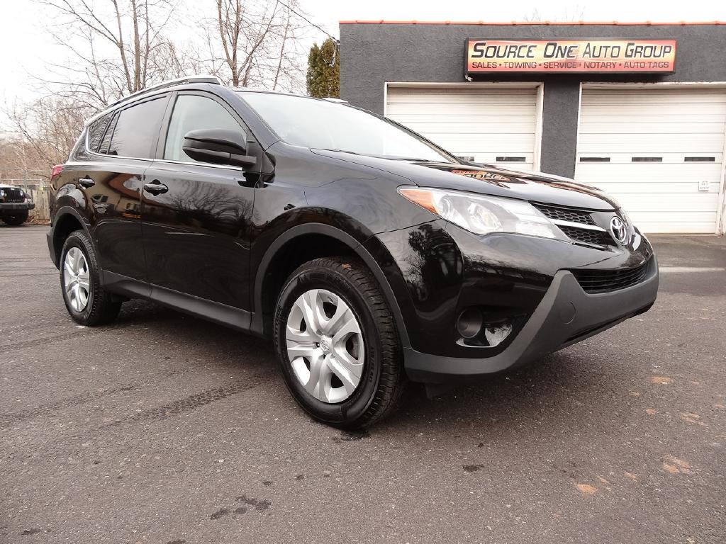 2013 TOYOTA RAV4 LE for sale at Source One Auto Group
