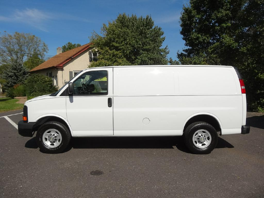 2011 CHEVROLET EXPRESS G2500 CARGO VAN for sale at Source One Auto Group