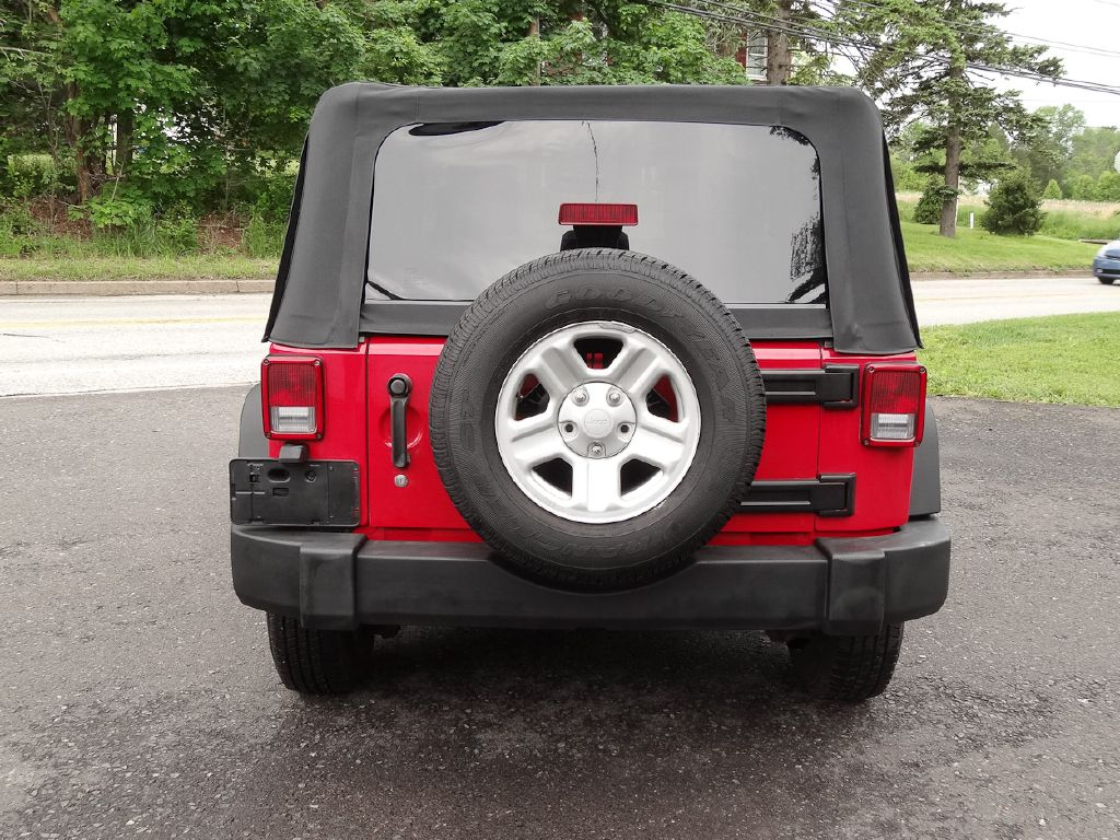 2007 JEEP WRANGLER X for sale at Source One Auto Group