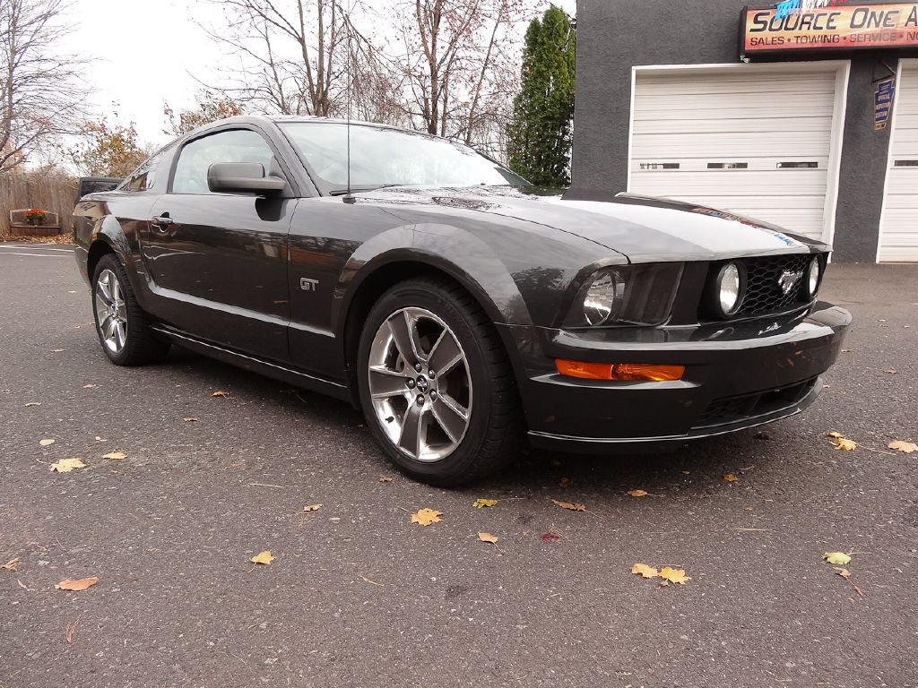2009 FORD MUSTANG GT DELUXE for sale at Source One Auto Group