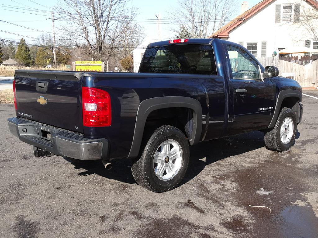 2008 CHEVROLET SILVERADO 1500 1LT Z71 for sale at Source One Auto Group
