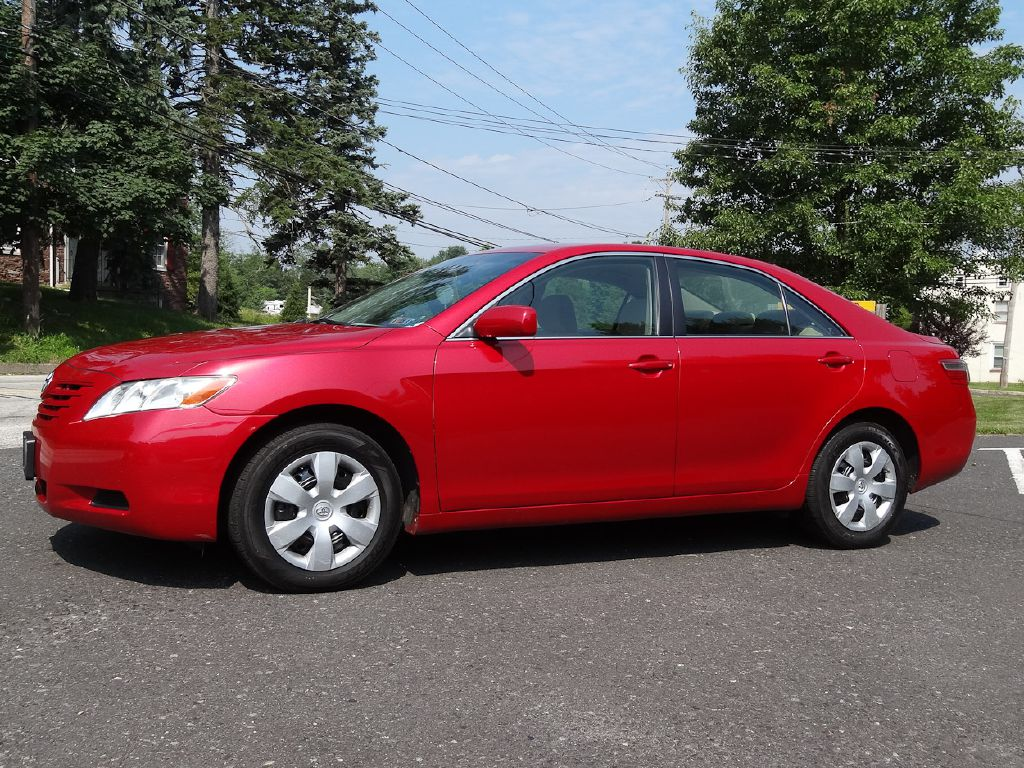 2007 TOYOTA CAMRY LE for sale at Source One Auto Group