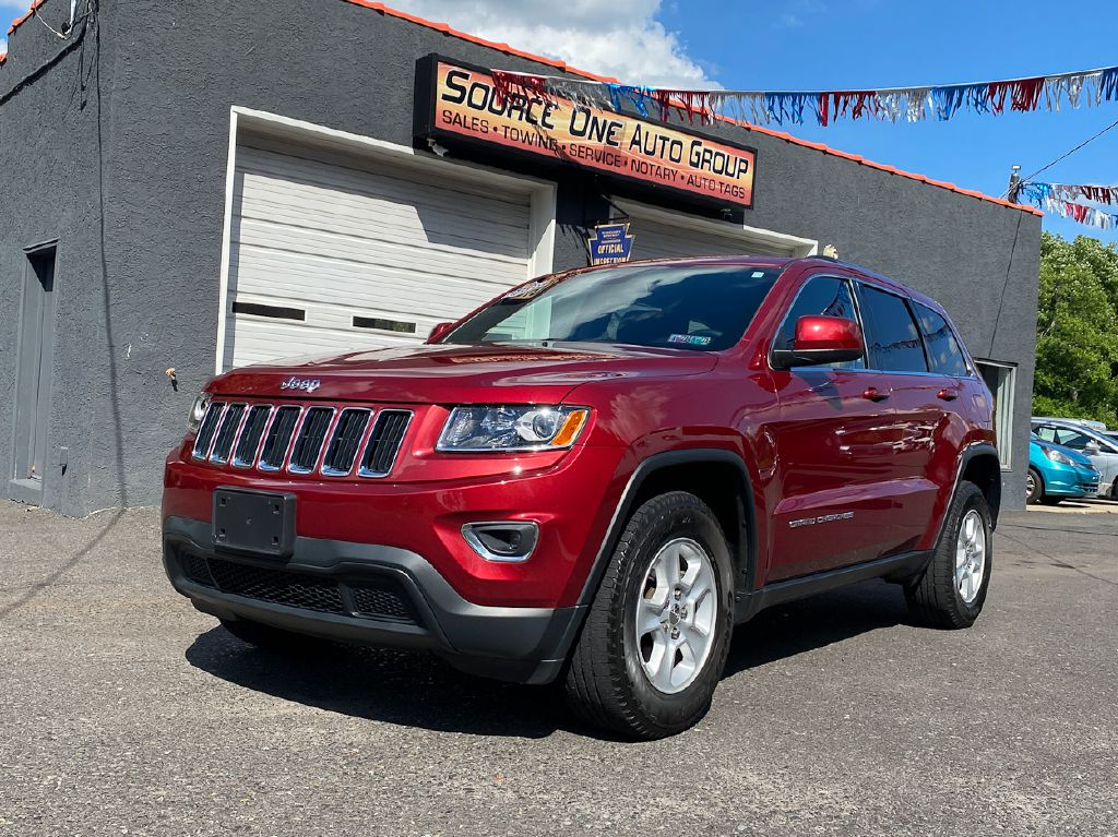 2015 JEEP GRAND CHEROKEE LAREDO for sale at Source One Auto Group