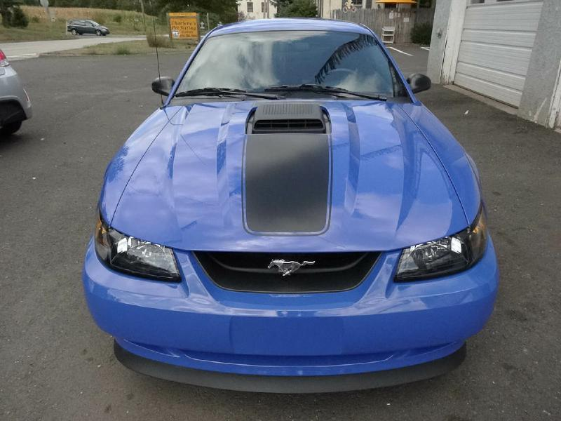 2004 FORD MUSTANG MACH I for sale at Source One Auto Group
