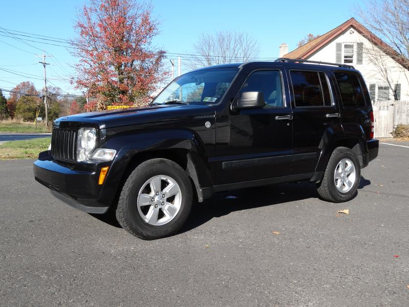 2010 JEEP LIBERTY SPORT for sale at Source One Auto Group
