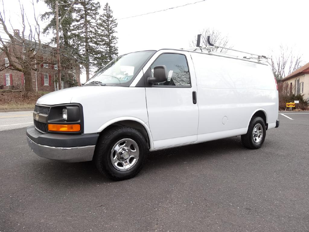 2008 CHEVROLET EXPRESS G1500  for sale at Source One Auto Group