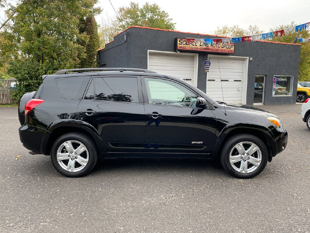 2008 TOYOTA RAV4 SPORT 4x4 for sale at Source One Auto Group