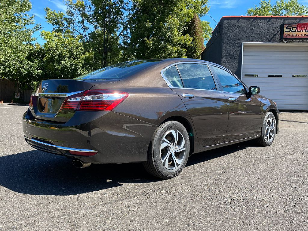 2017 HONDA ACCORD LX for sale at Source One Auto Group