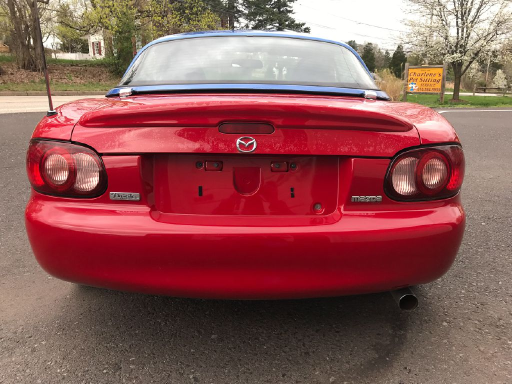 2001 MAZDA MX-5 MIATA BASE for sale at Source One Auto Group