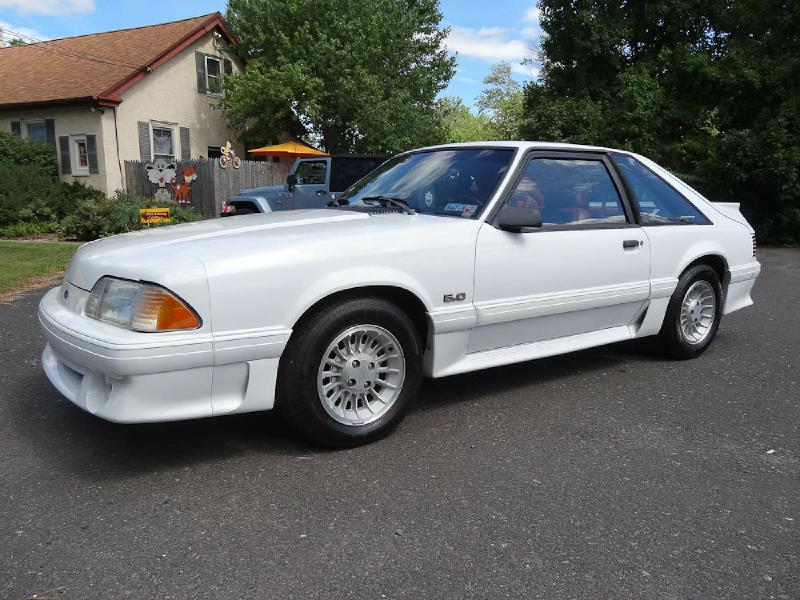 1990 FORD MUSTANG GT for sale at Source One Auto Group