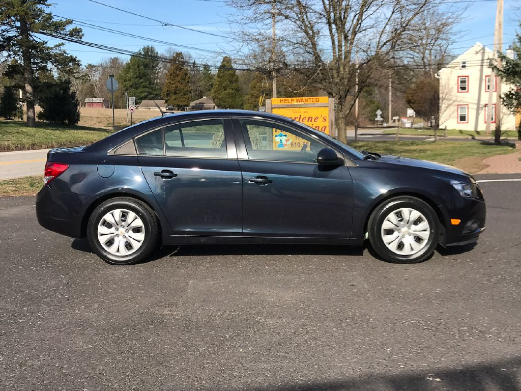 2014 CHEVROLET CRUZE LS for sale at Source One Auto Group