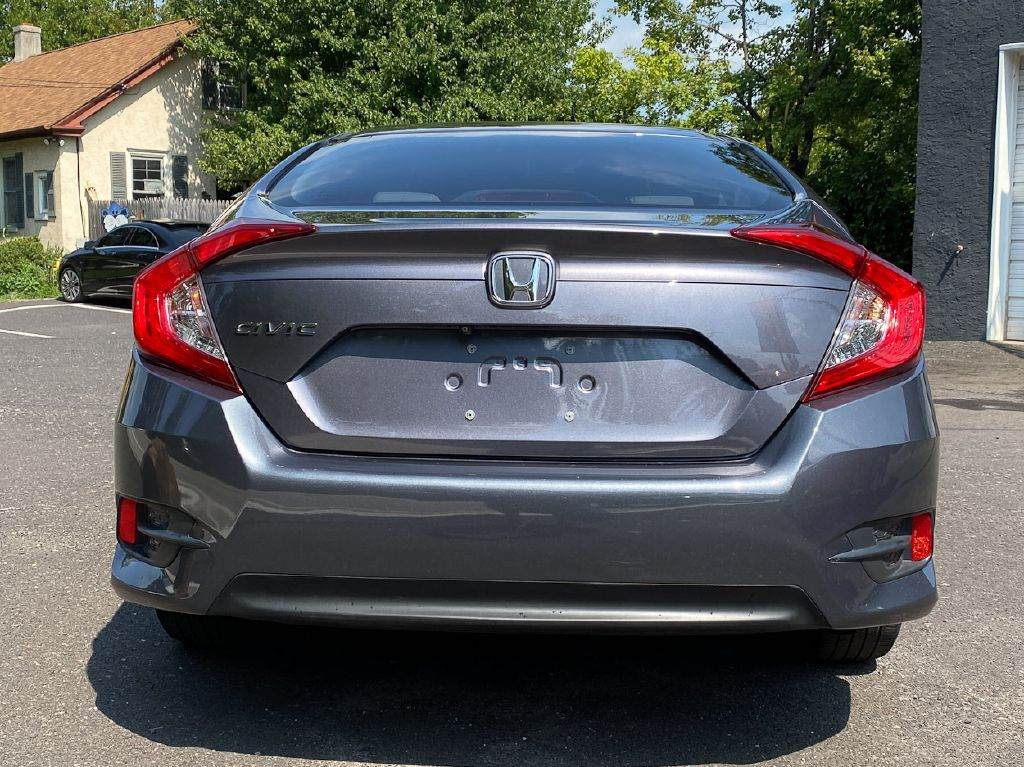 2017 HONDA CIVIC LX for sale at Source One Auto Group