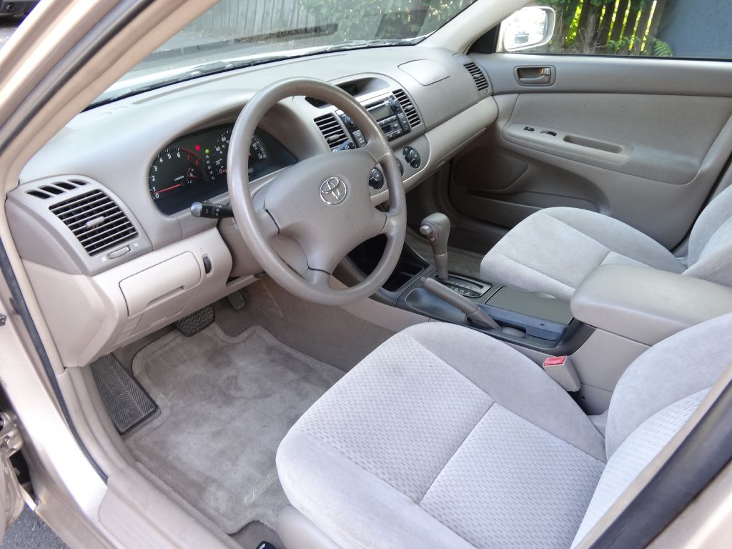 2003 TOYOTA CAMRY LE for sale at Source One Auto Group