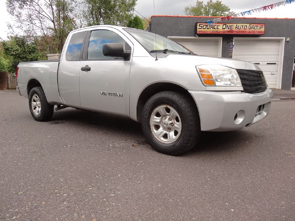 2007 NISSAN TITAN XE for sale at Source One Auto Group