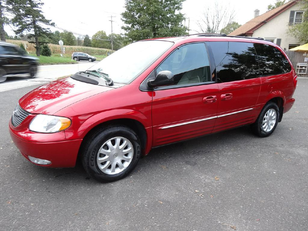 2003 CHRYSLER TOWN & COUNTRY LXI for sale at Source One Auto Group