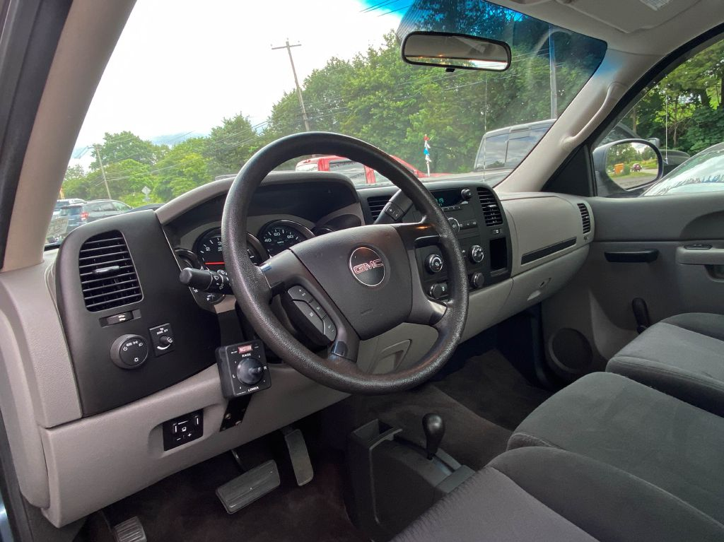 2013 GMC SIERRA 2500 W/T HEAVY DUTY for sale at Source One Auto Group