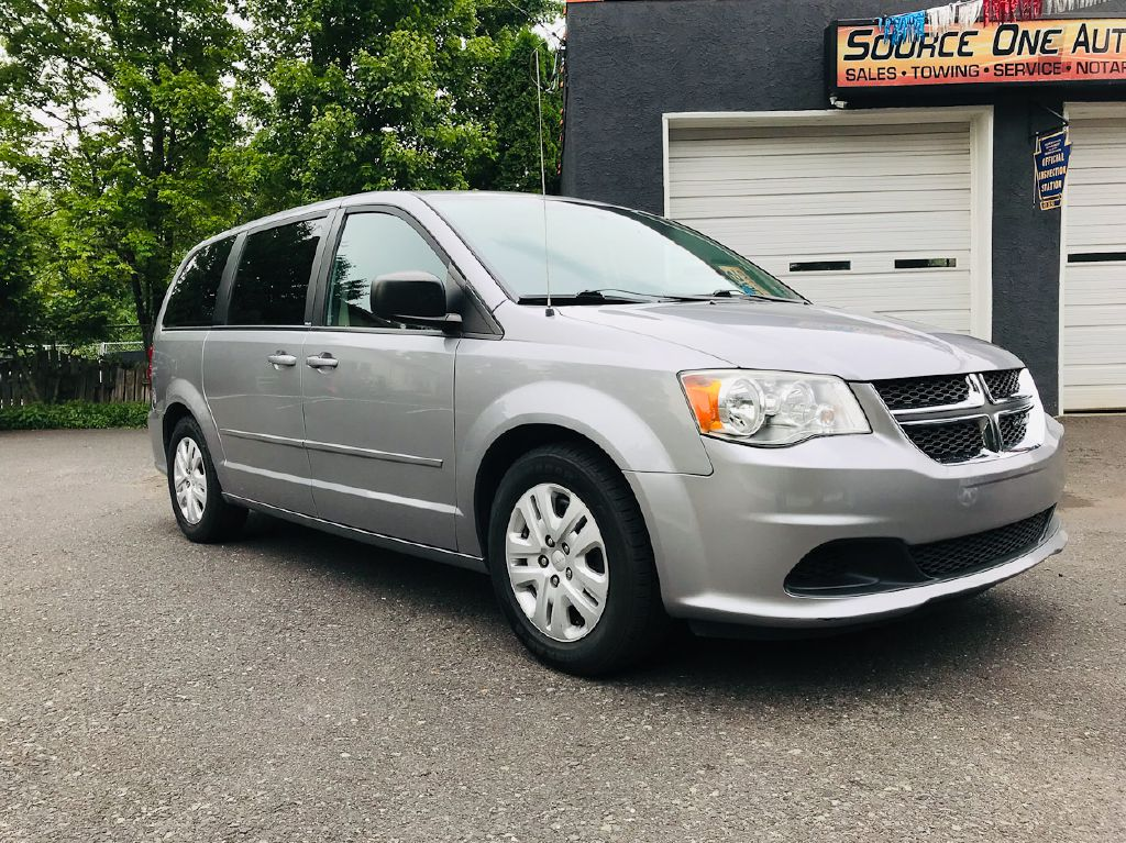 2014 DODGE GRAND CARAVAN SE for sale at Source One Auto Group