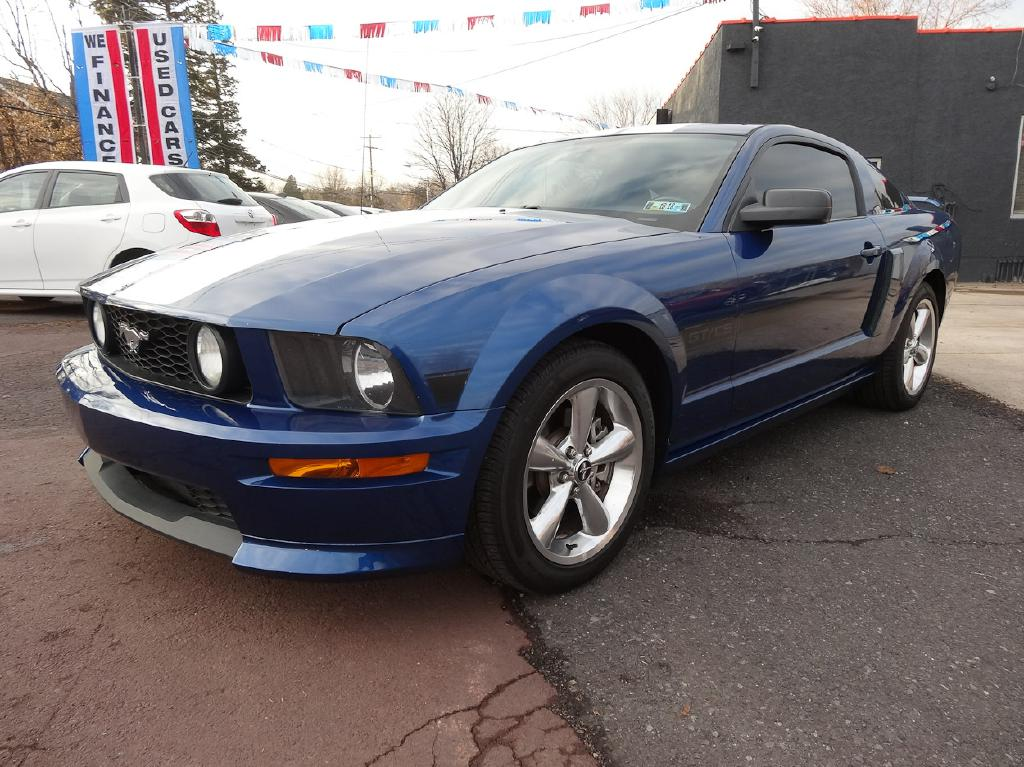 2007 Ford Mustang Gt Premium California Special For Sale At Source