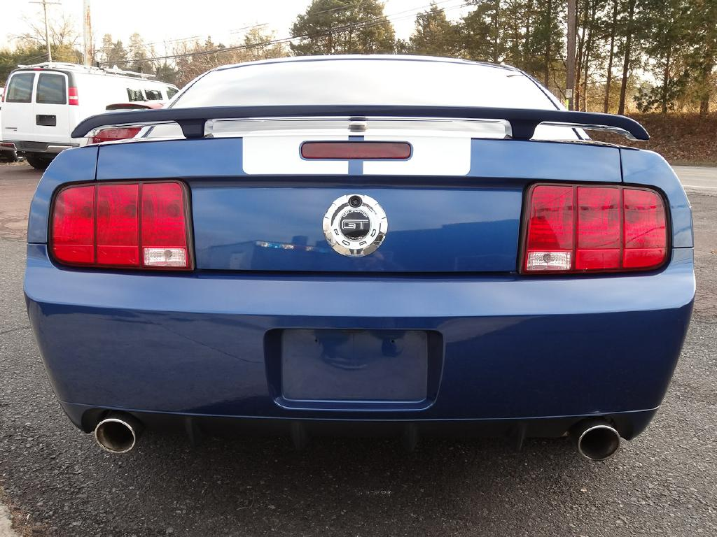 2007 FORD MUSTANG GT PREMIUM CALIFORNIA SPECIAL for sale at Source One Auto Group