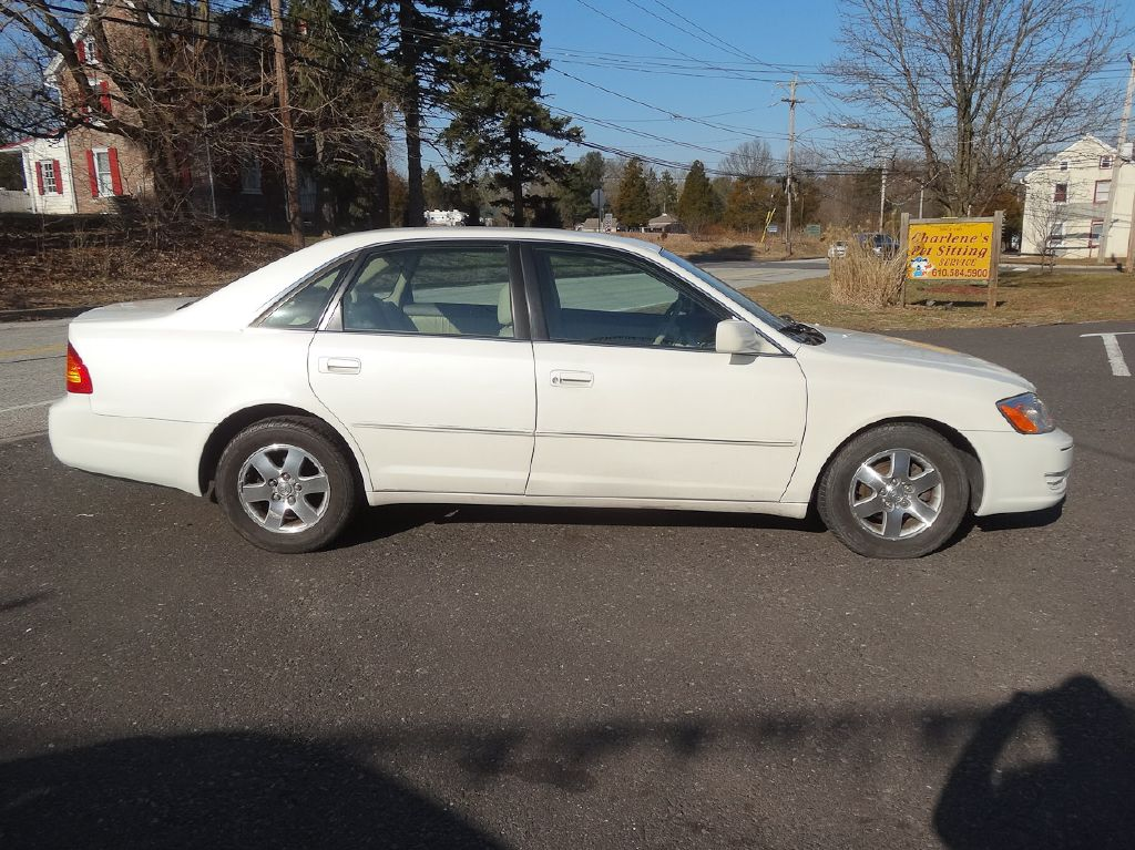 2002 TOYOTA AVALON XL for sale at Source One Auto Group