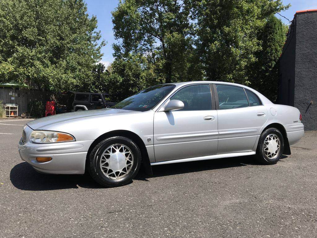 2000 BUICK LESABRE CUSTOM for sale at Source One Auto Group