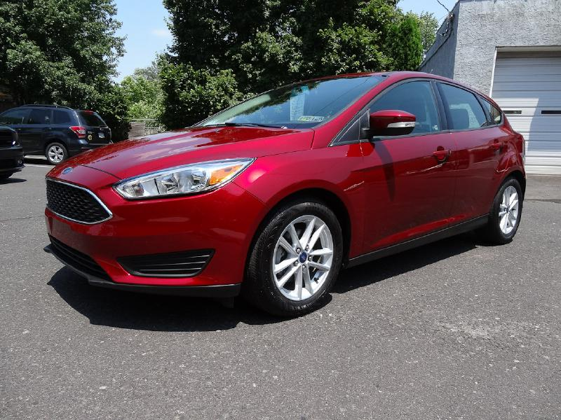 2015 FORD FOCUS SE for sale at Source One Auto Group
